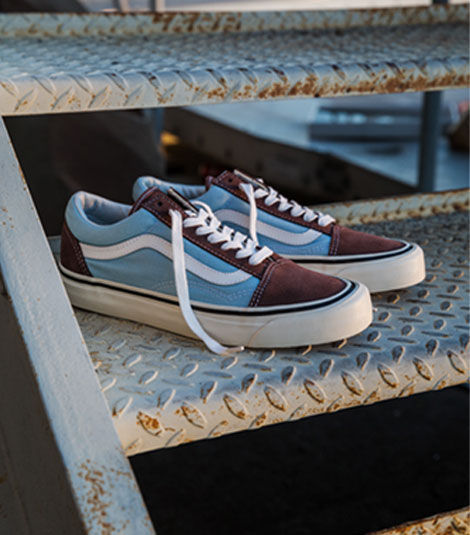 "VANS ""Anaheim Factory Collection"" 
