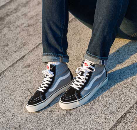 f56cb8b302 Vans has equipped each silhouette with a premium UltraCush foot-liner so  you can enjoy a modernized take on one of Vans Classic Icon silhouettes.