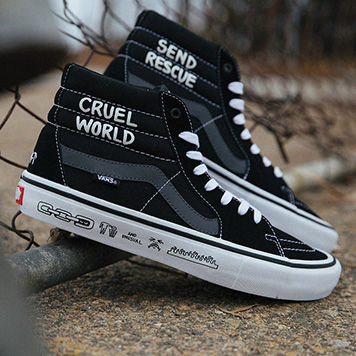 796c0f91a Vans Reunites with Iconic BMX Brand CULT