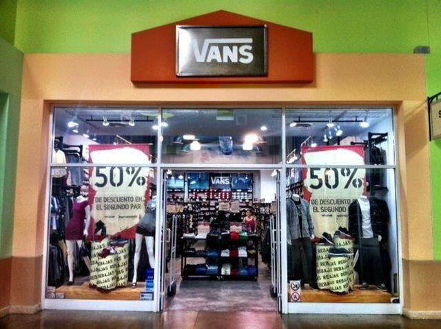 vans magasin outlet