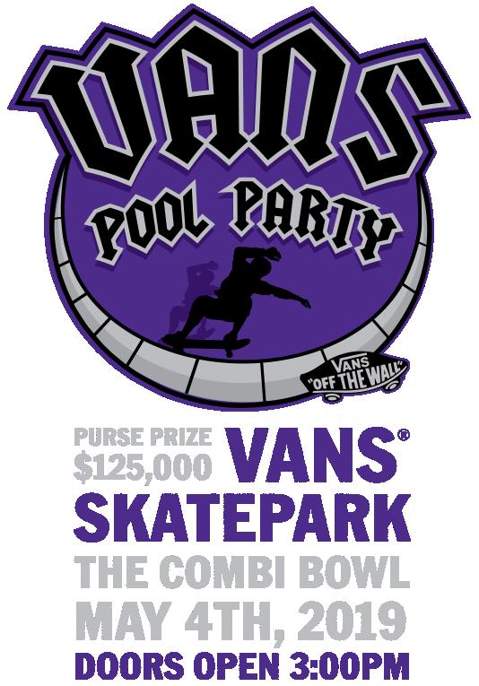 6c66a4bdc4 2019 Vans Pool Party