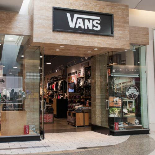 vans off the wall store near me