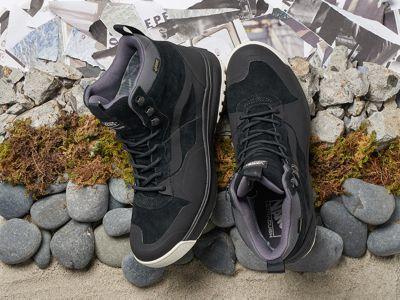 vans waterproof shoes