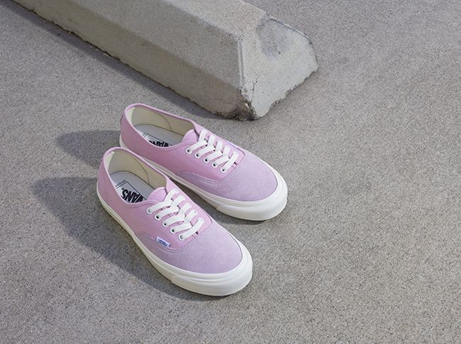 467ed6f2e38f3c OG AUTHENTIC LX. (Suede Canvas) Fragrant Lilac