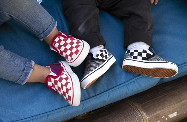 van trainers for kids