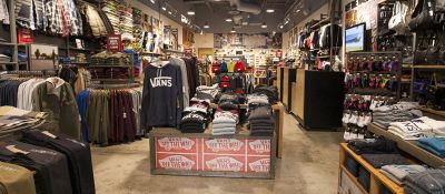 vans off the wall store