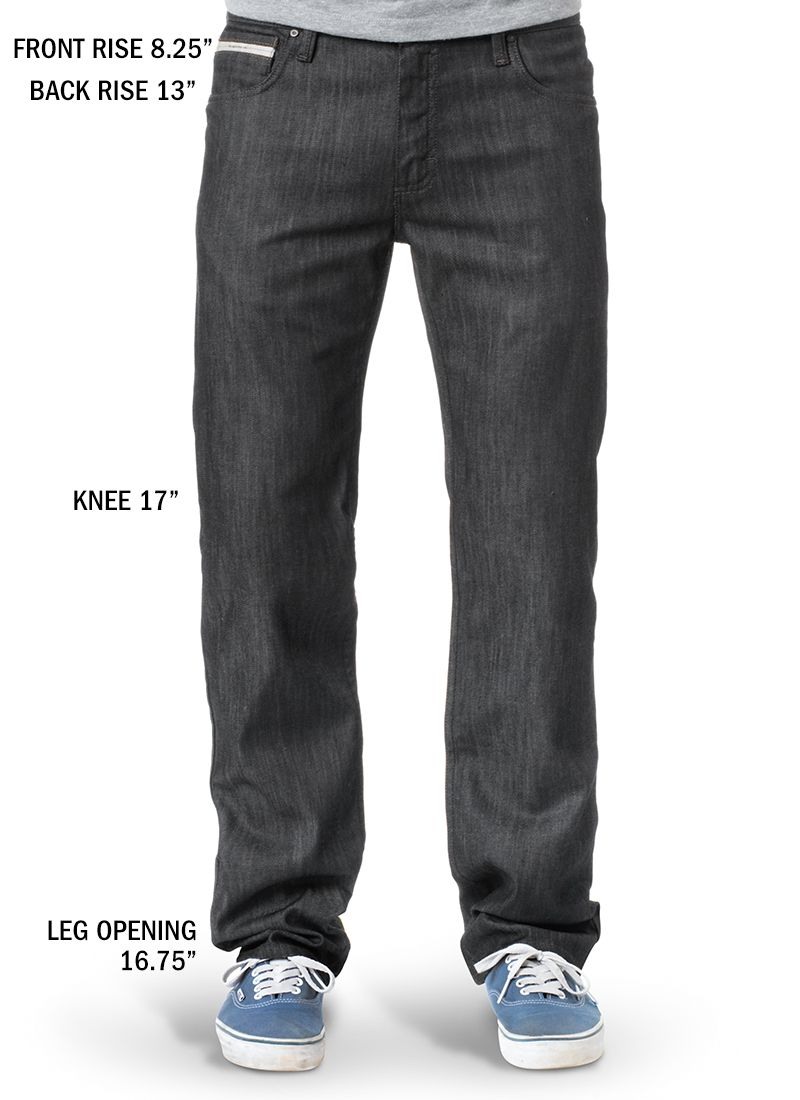 Slim Tapered Jeans Mens