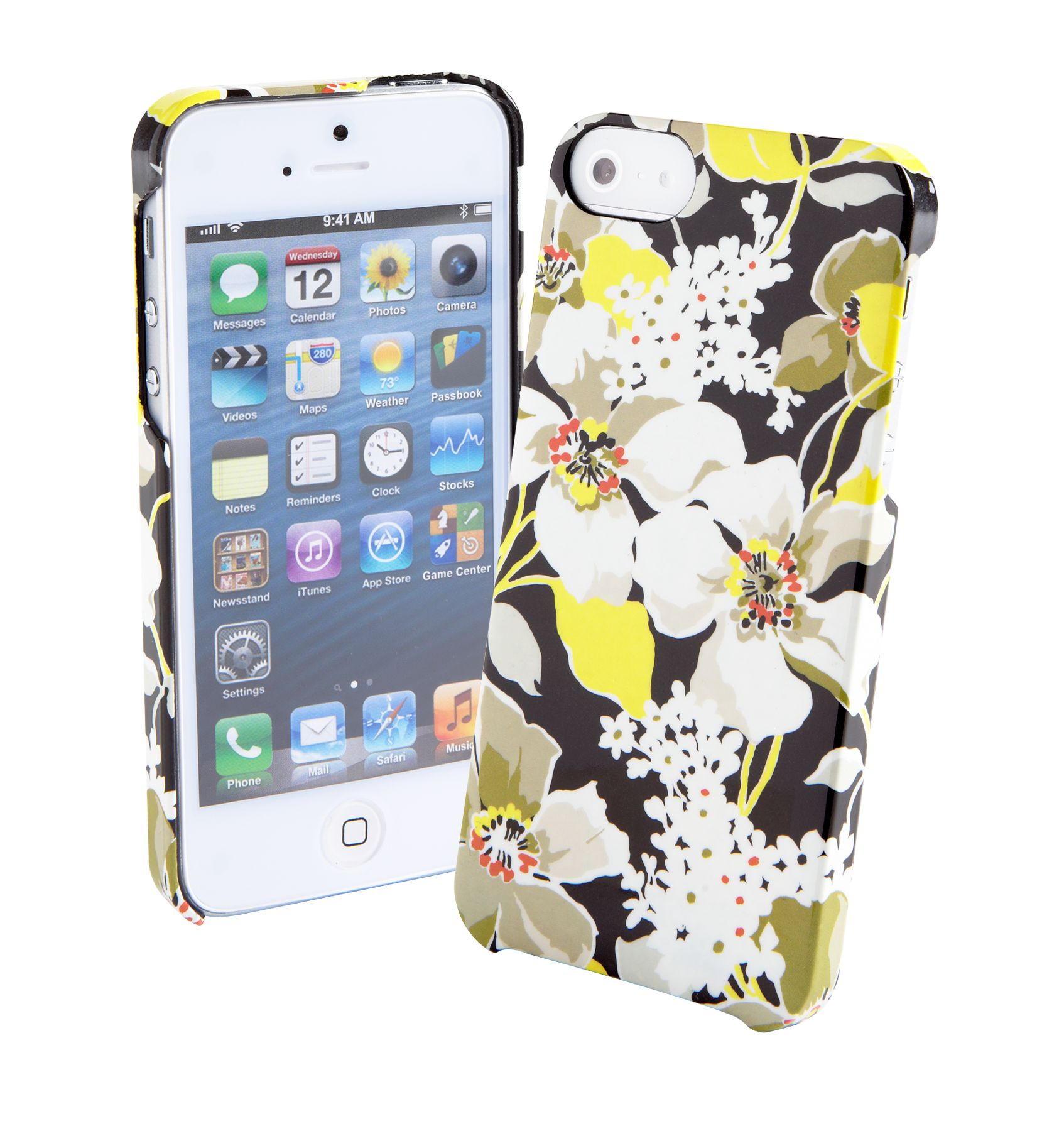 vera bradley iphone 5 case vera bradley snap on phone for iphone 5 ebay 9066