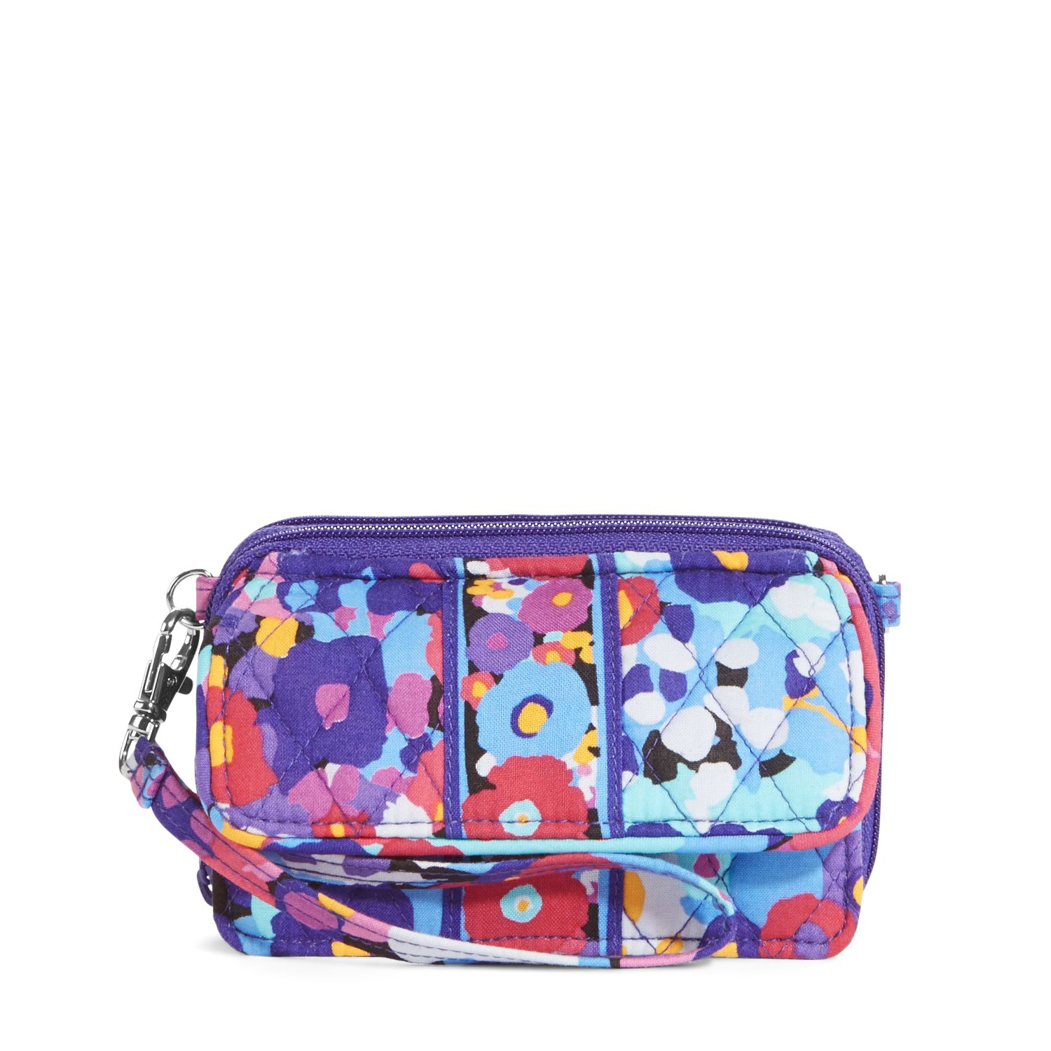 Vera Bradley All In One Crossbody Bag Amp