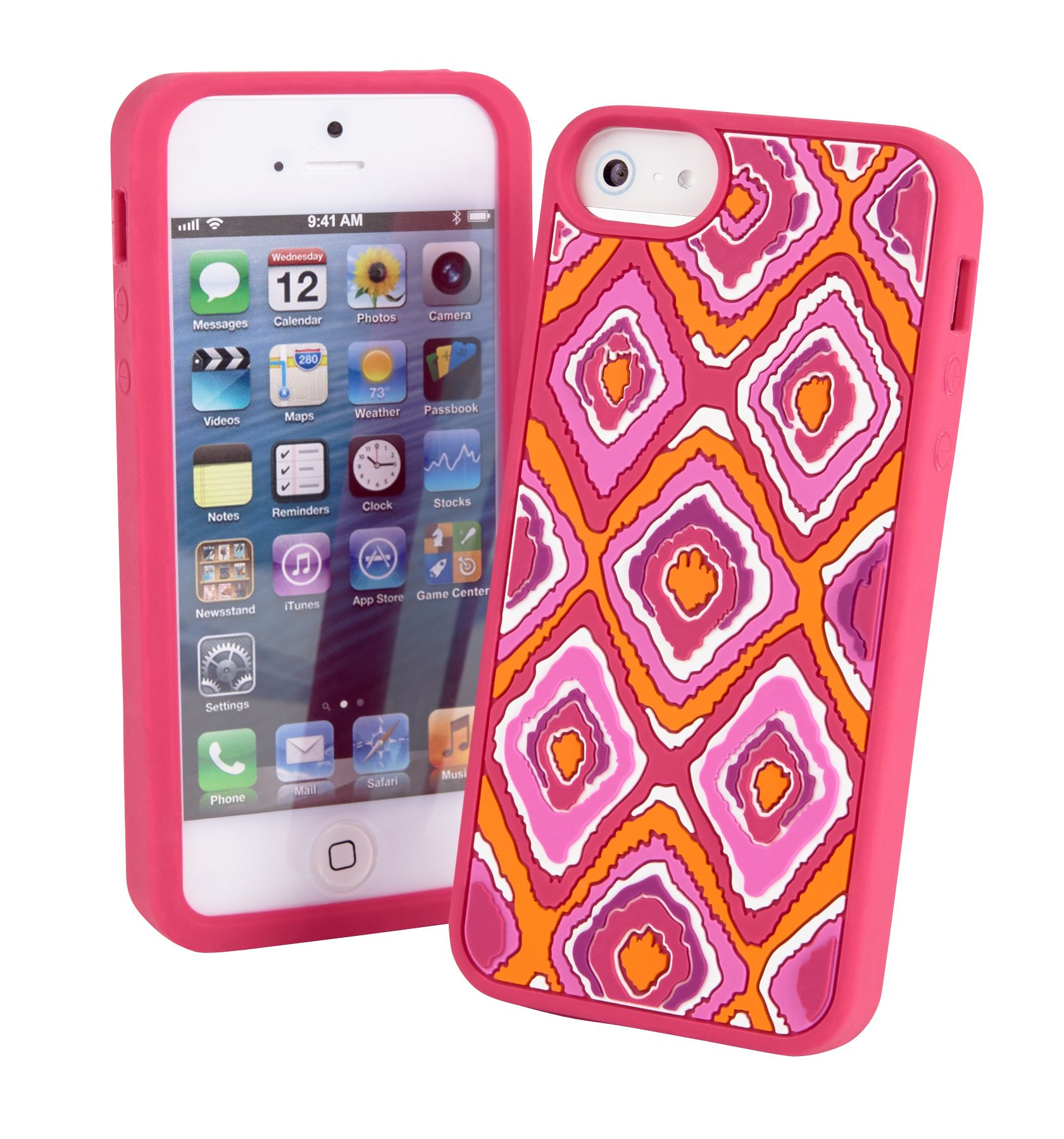 vera bradley iphone 5 case vera bradley soft frame phone for iphone 5 9066
