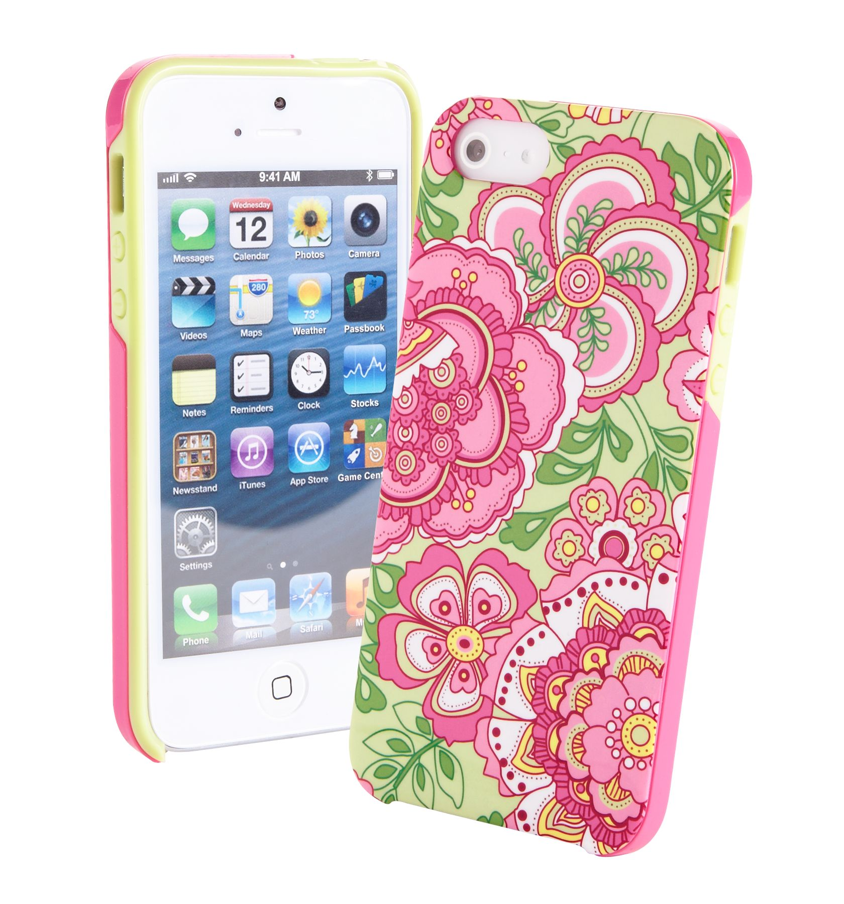 vera bradley iphone 5 case vera bradley hybrid hardshell phone for iphone 5 18147