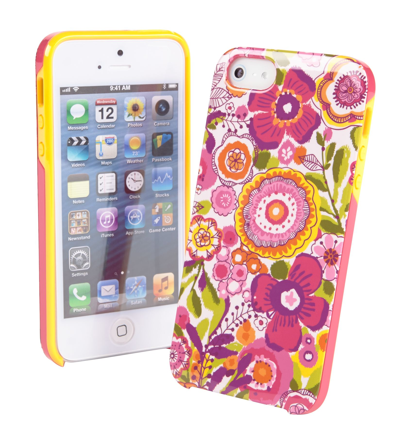 vera bradley iphone 5 case vera bradley hybrid hardshell phone for iphone 5 9066