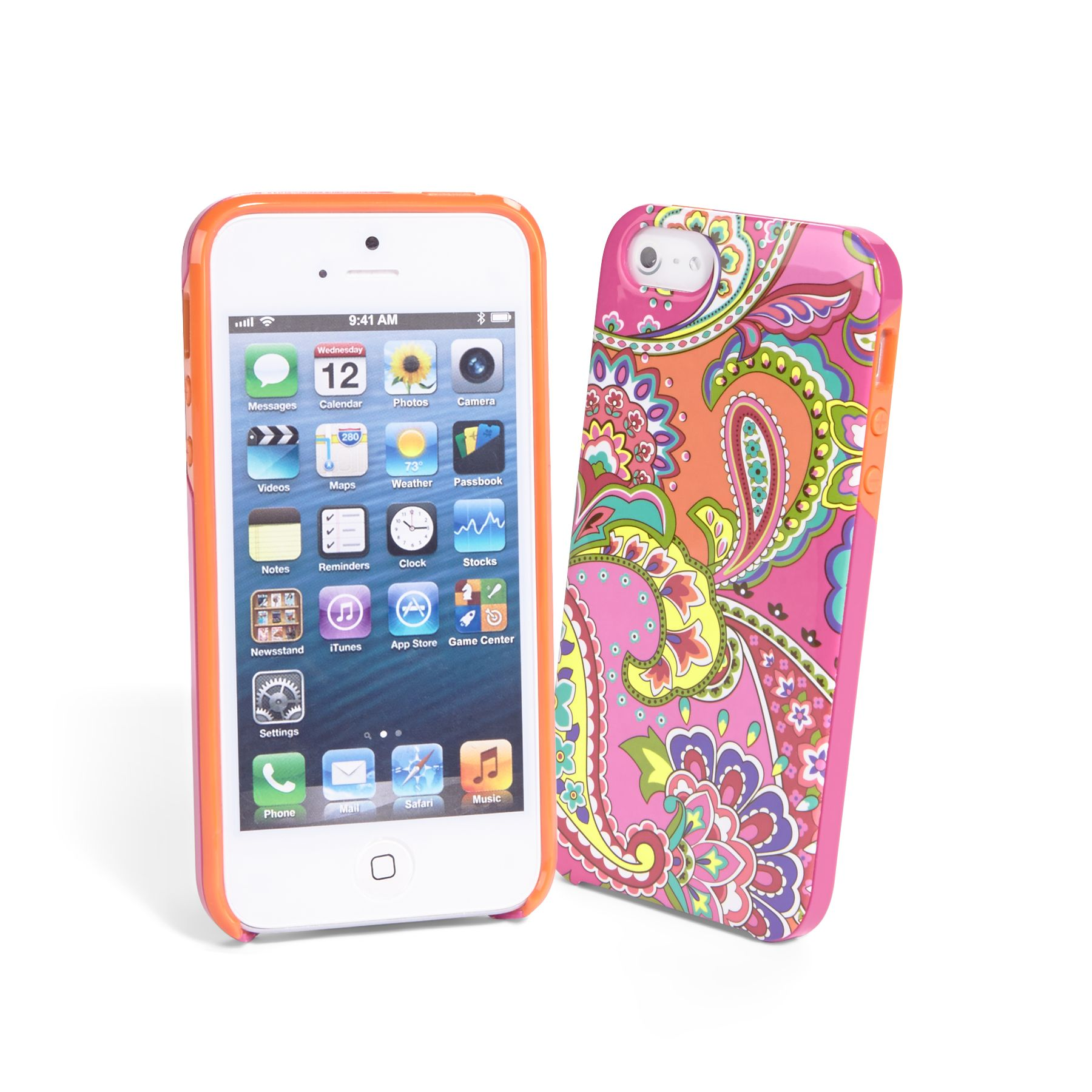 vera bradley iphone 5 case vera bradley hybrid hardshell phone for iphone 5 ebay 18147