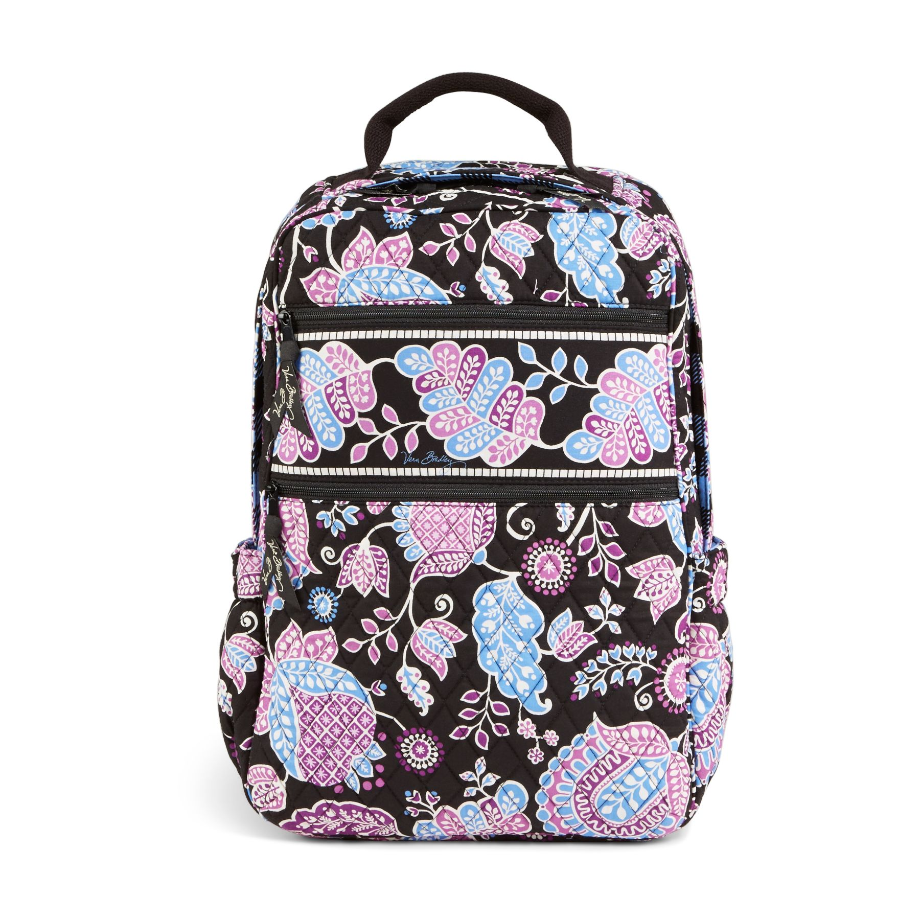 Vera Bradley Tech Laptop Backpack Bag