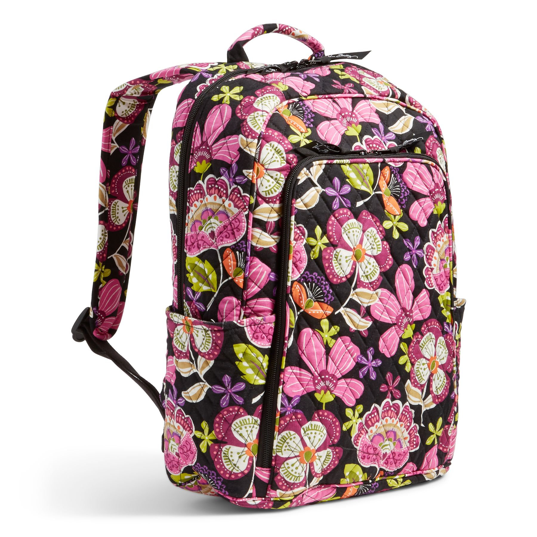 27b1716110 Vera Bradley Backpack With Laptop Pocket- Fenix Toulouse Handball