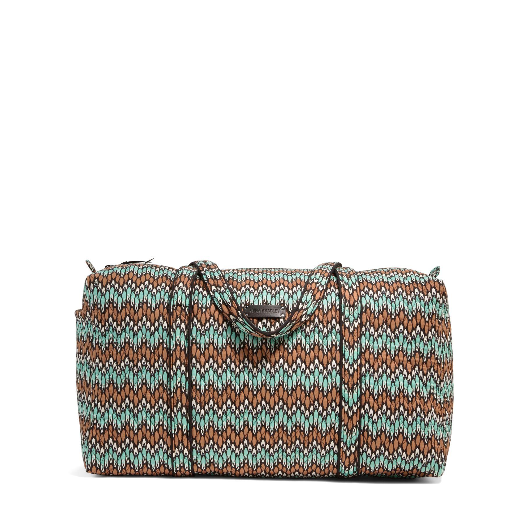 Large Duffel Travel Bag In Marrakesh