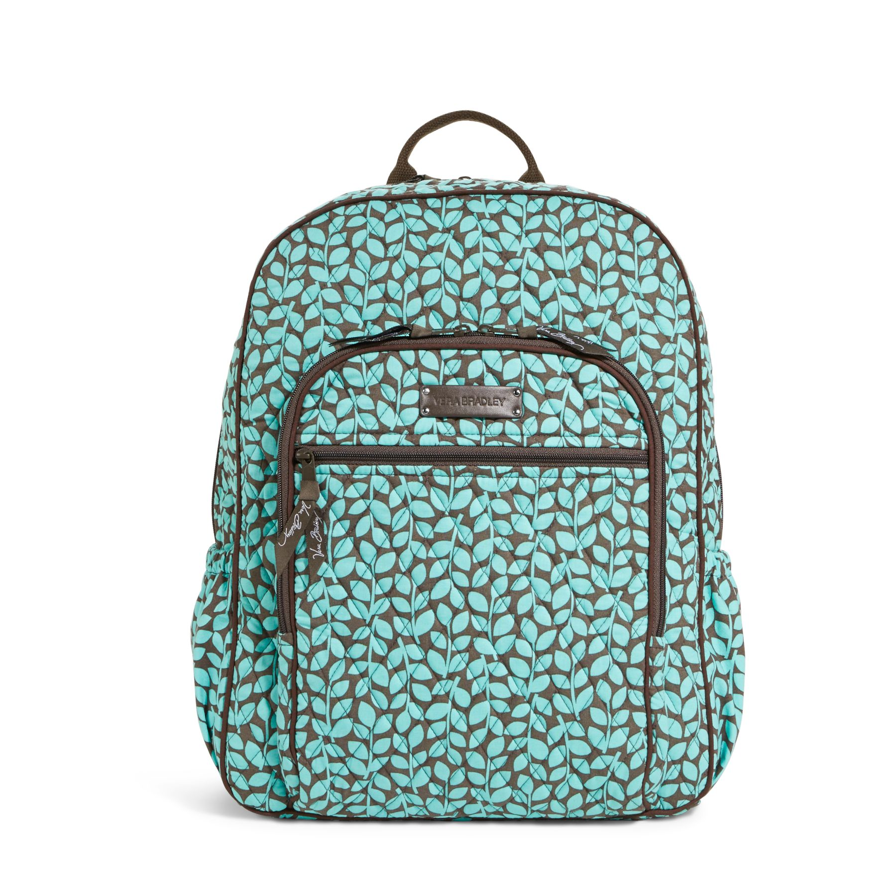 With all the size of a serious backpack and all the organization a student could need, the Campus Backpack has school covered. The main compartment features two slip pockets, two pen slips and an ID window--all the necessities are organized and secure.