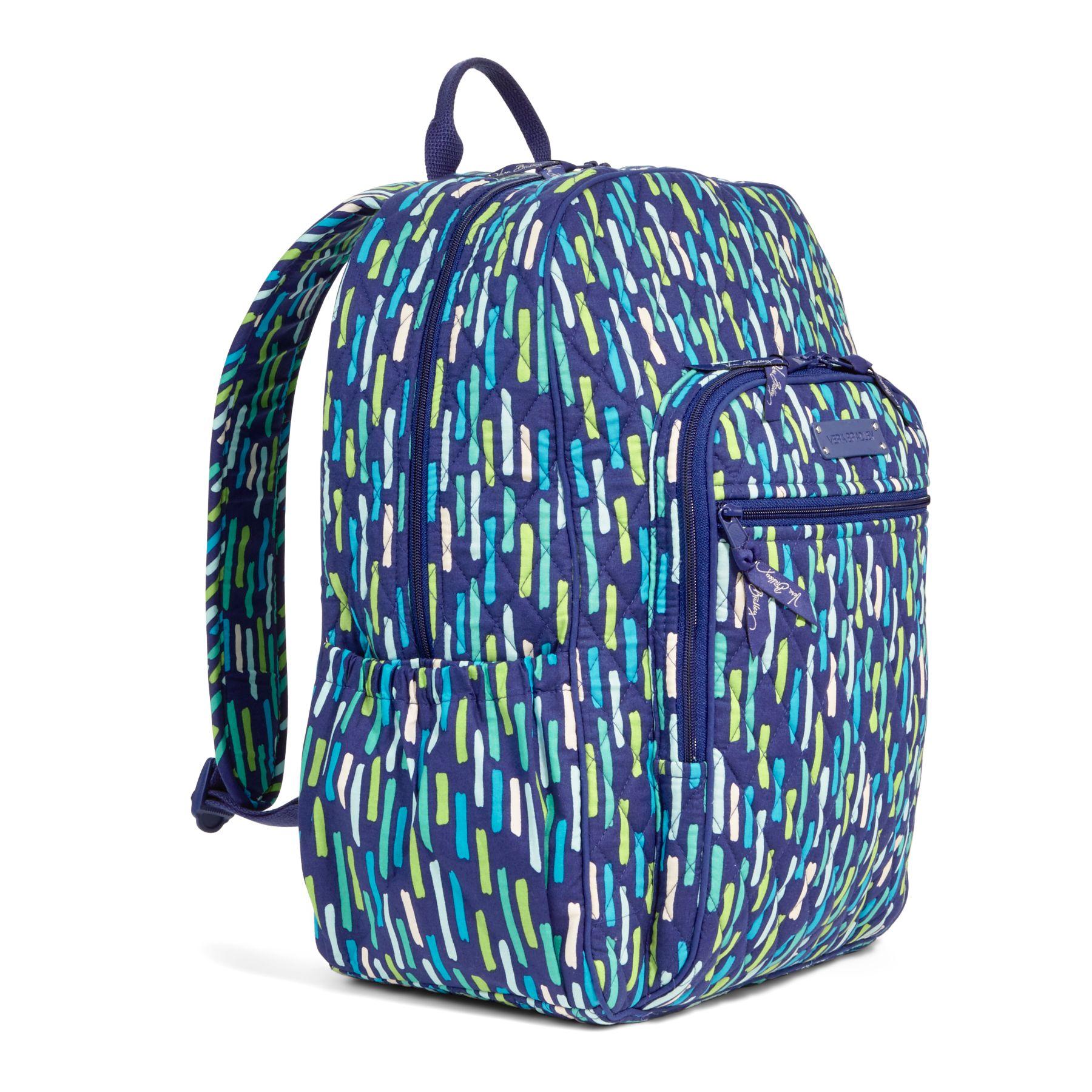 46c6f4c189 Best Price On Vera Bradley Campus Backpack