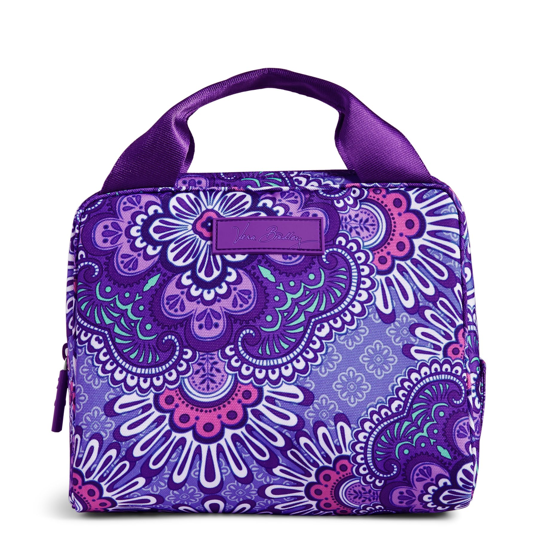 Vera Bradley Lunch Cooler. I take my lunch to work every day and I don t  always have access ... fc4fddd6c2d22