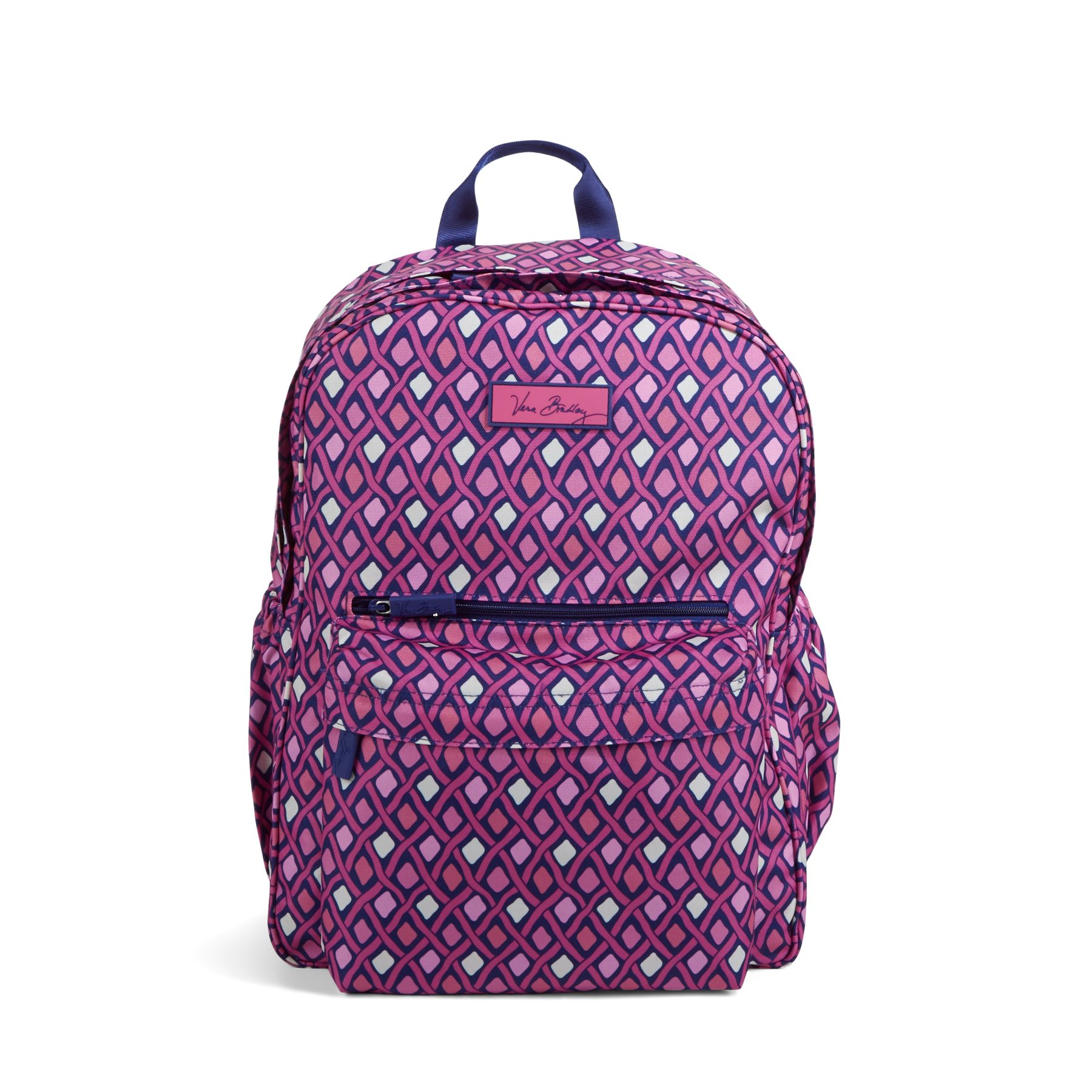 Vera Bradley Lighten Up Grande Backpack Ebay