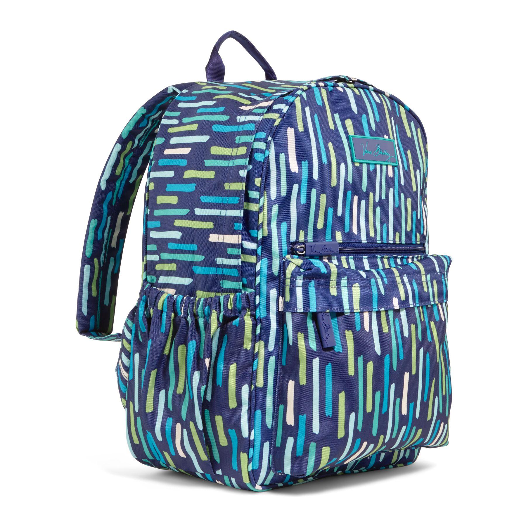 92609492d5 Vera-Bradley-Lighten-Up-Just-Right-Backpack-Bag thumbnail