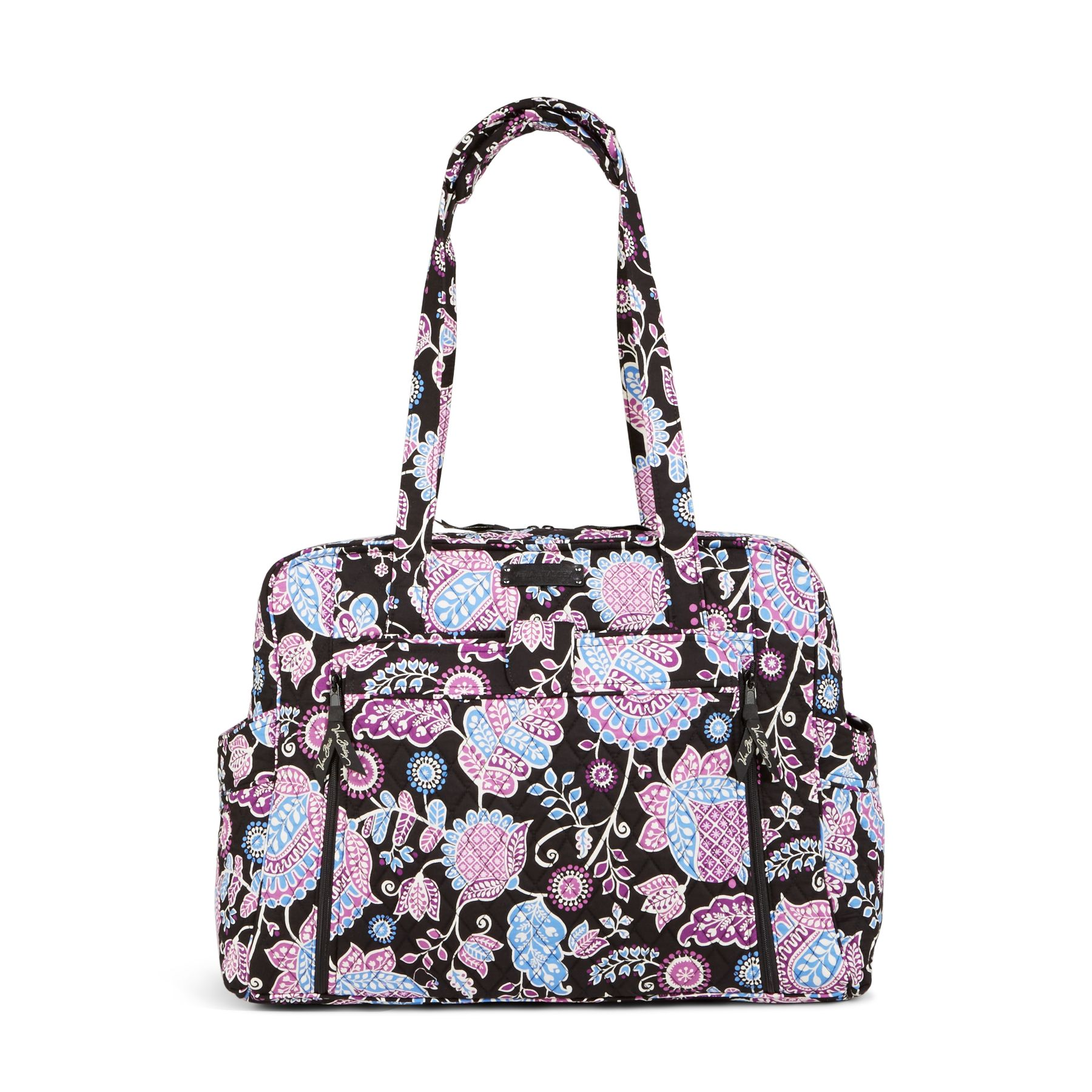 Vera Bradley Large Stroll Around Baby Shoulder Bag