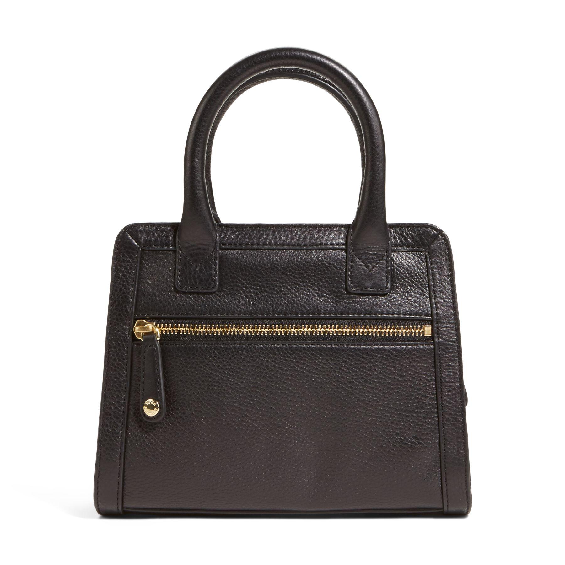 Vera Bradley Leather Natalie Crossbody Bag