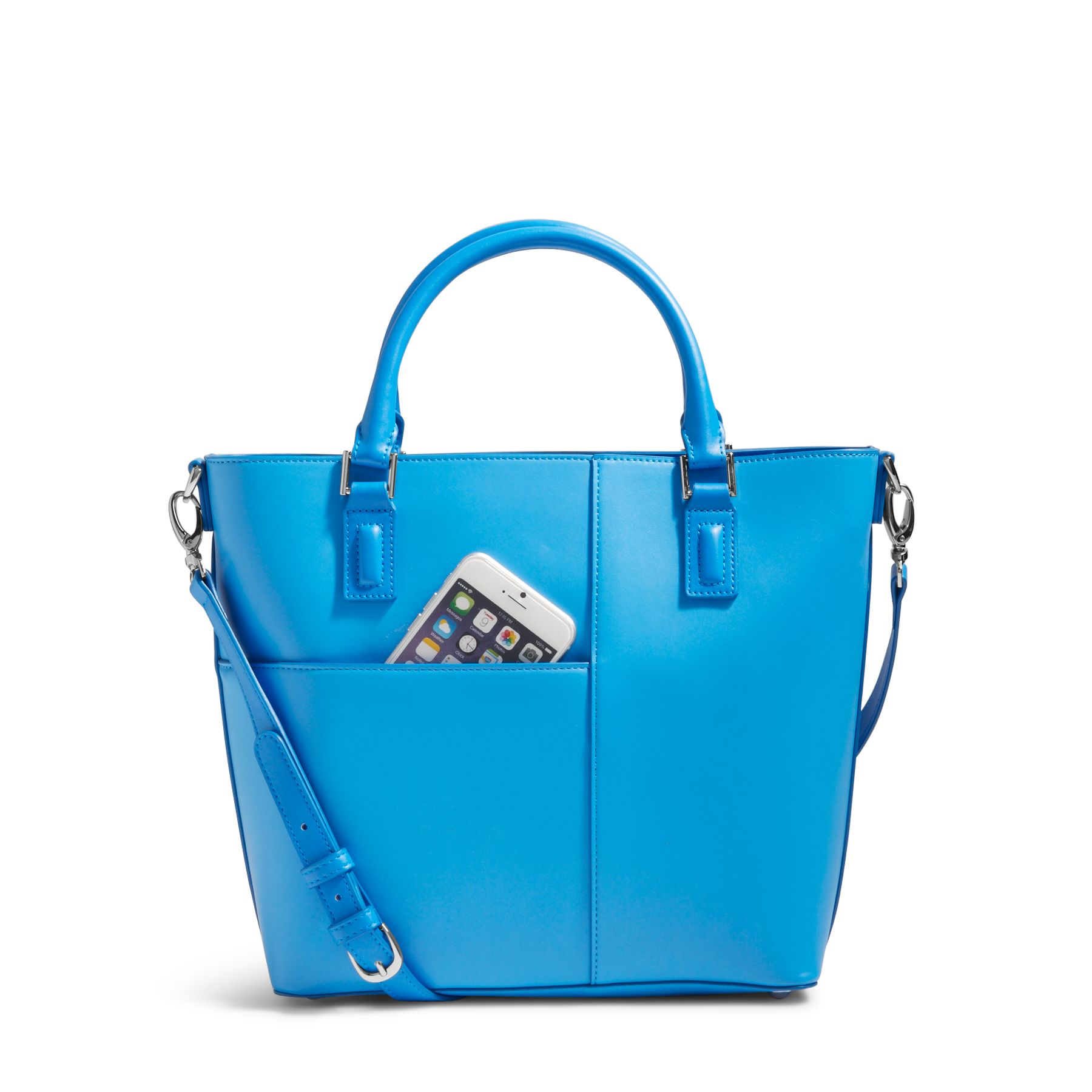 Vera Bradley Faux Leather Composition Satchel Bag Martlocal