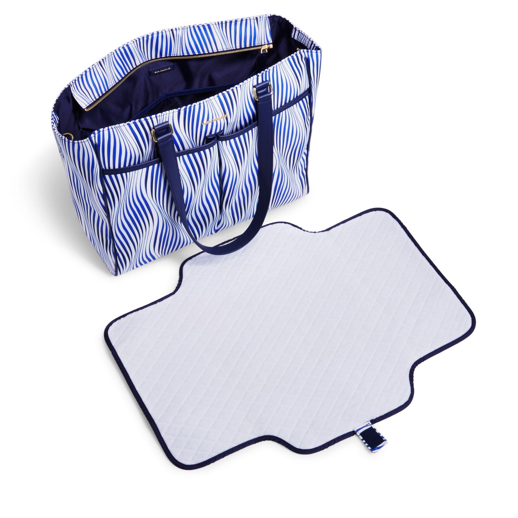 7ddfd5bebf32 Vera Bradley Uptown Baby Diaper Bag