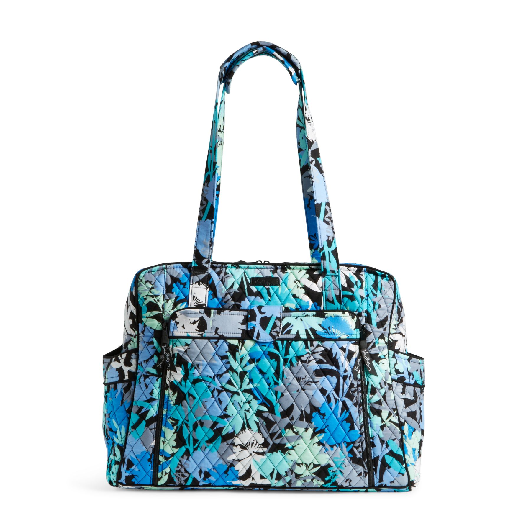 Upc 886003351420 Vera Bradley Large Stroll Around Baby Bag