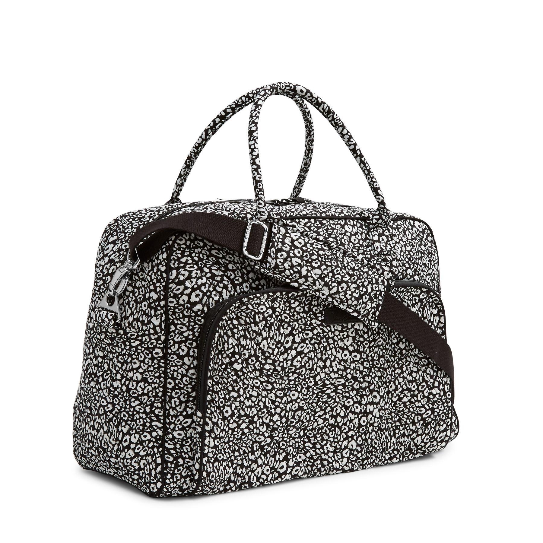 Vera Bradley Weekender Duffel Travel Bag | eBay
