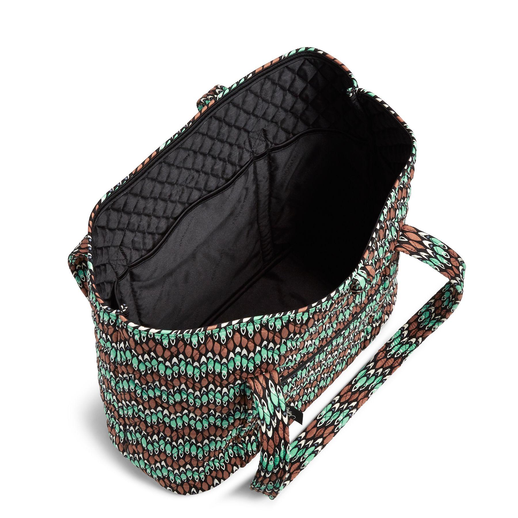 Vera Bradley Factory Exclusive Vera Tote Bag Ebay