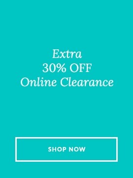 Extra 30% Off Online Clearance
