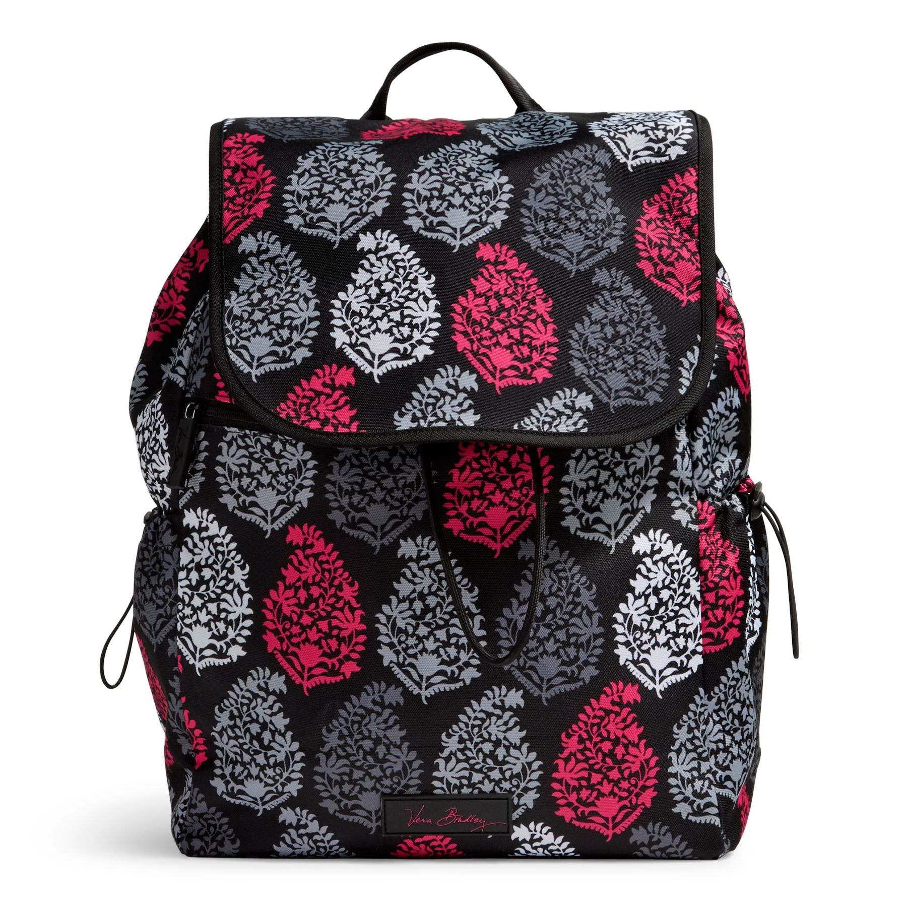 4eb4d86e0150 Vera Bradley Drawstring Backpack Purse- Fenix Toulouse Handball