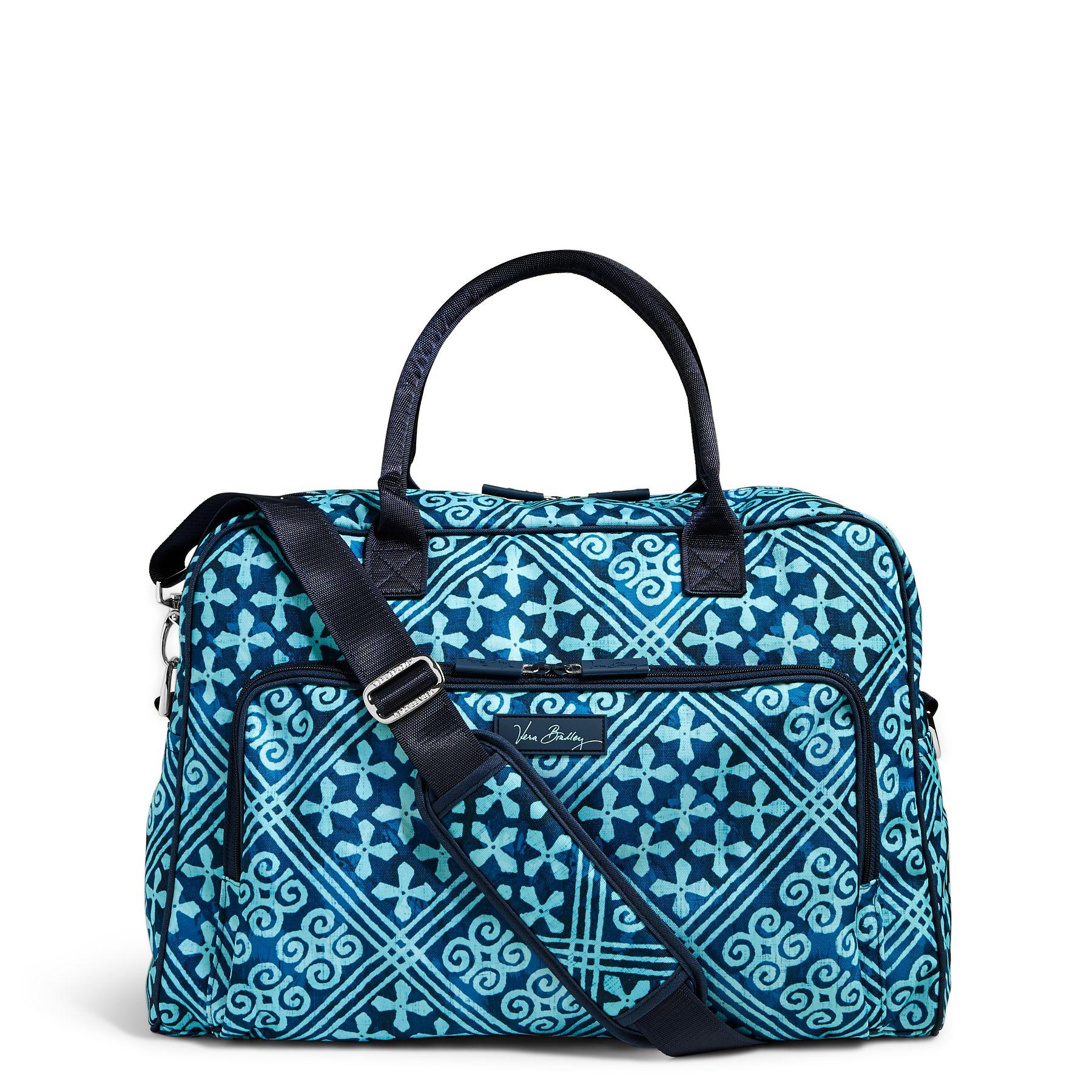 cada6cd72bfc Weekender Travel Bag Vera Bradley