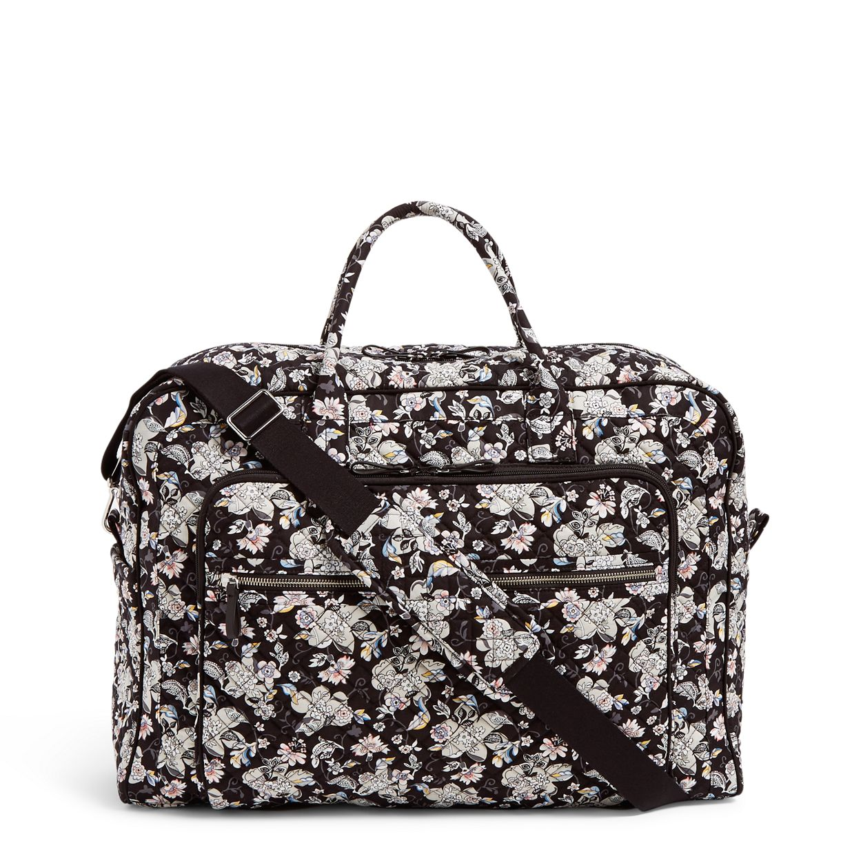 Iconic Grand Weekender Travel Bag Vera Bradley