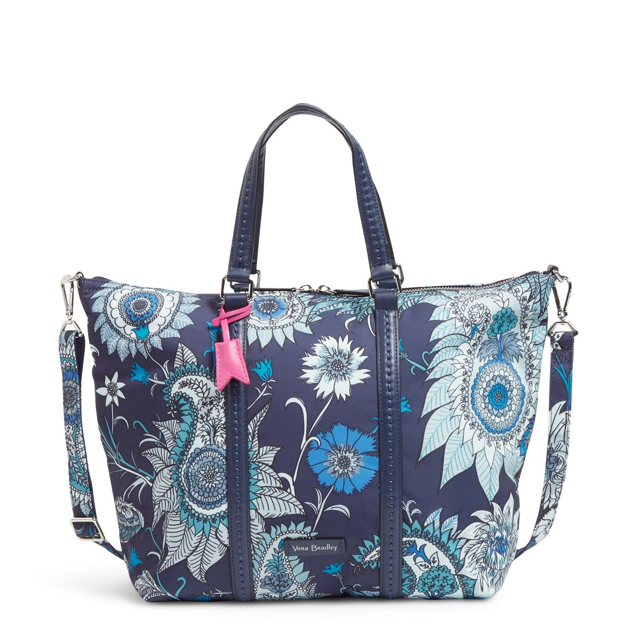 d49615b69 Image of Midtown Small Tote in Cornflower Blossoms ...