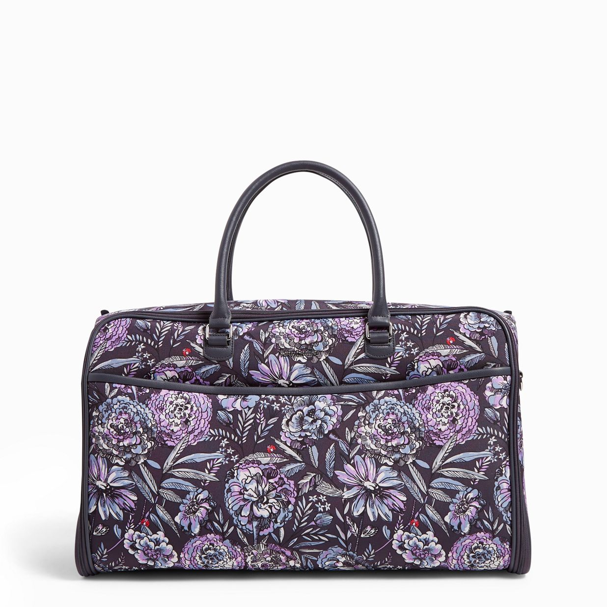 7f7a8b5ccf Image of Iconic Convertible Garment Bag in Lavender Bouquet ...