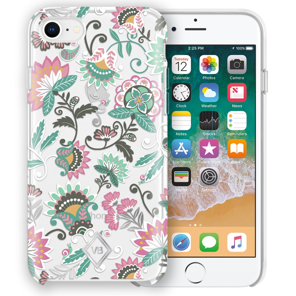 newest collection a8d9a 1c5bf Flexible Phone Case 6/6S/7/8 | Vera Bradley