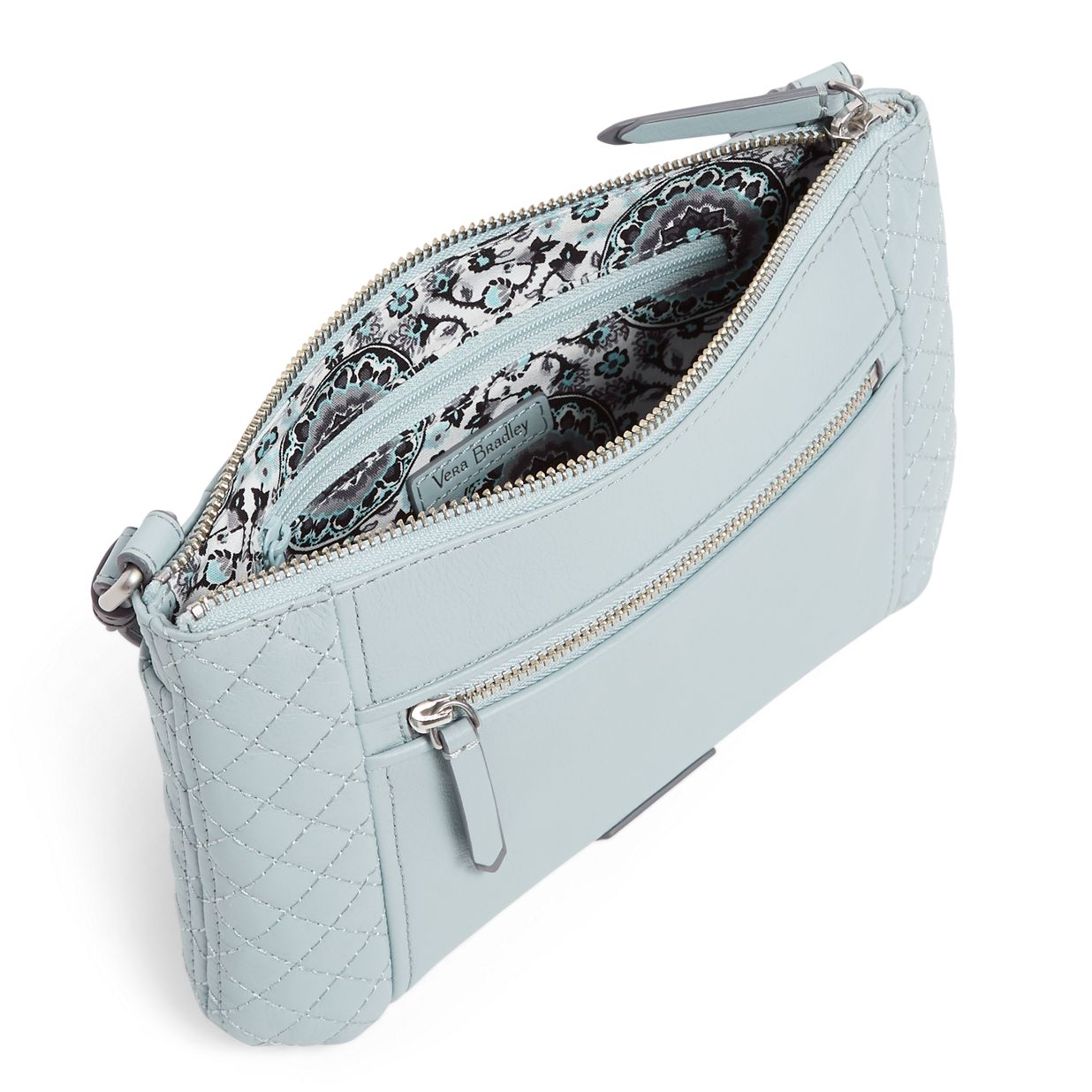 bb108cb43 ... Image of Carryall Small Crossbody in Dusty Blue