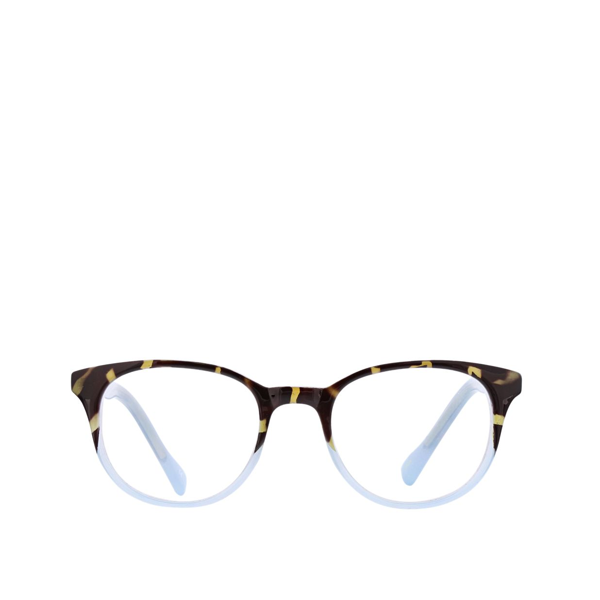 48e0450426 Image of Tamara Patterned Frame Reading Glasses in Shore Thing ...