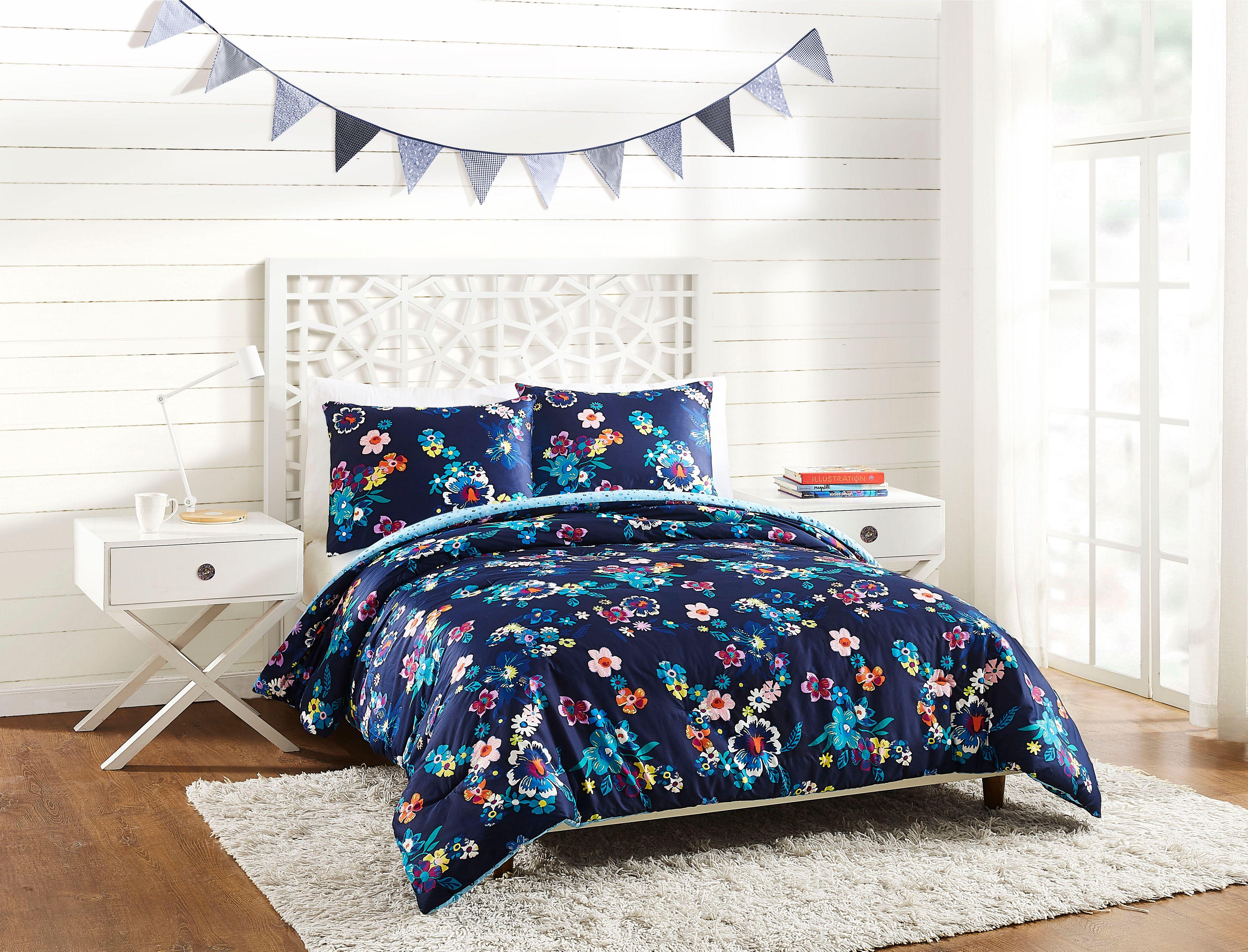 Moonlight Garden Comforter Set Vera Bradley