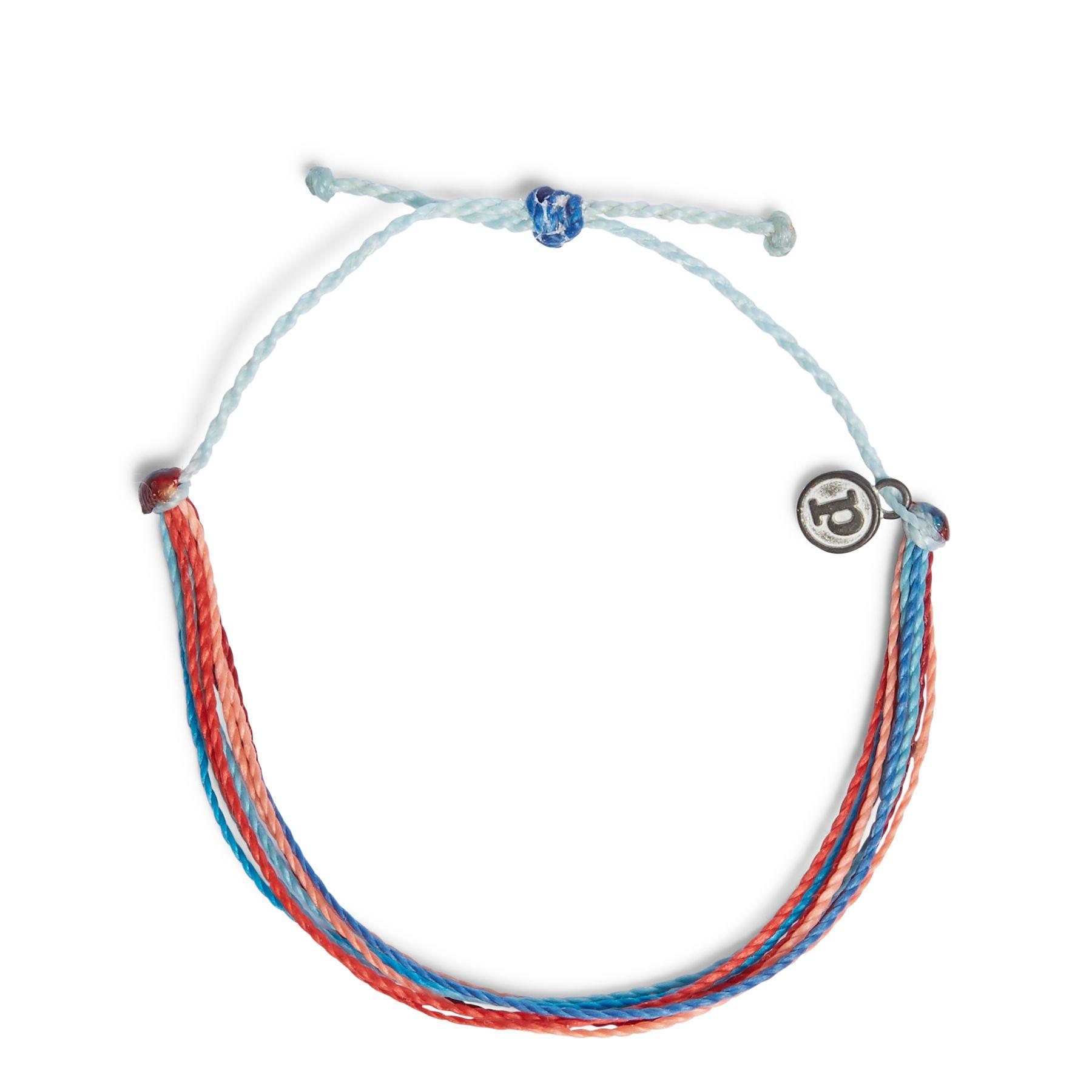 Pura Vida Bracelet for Blessings in a Backpack