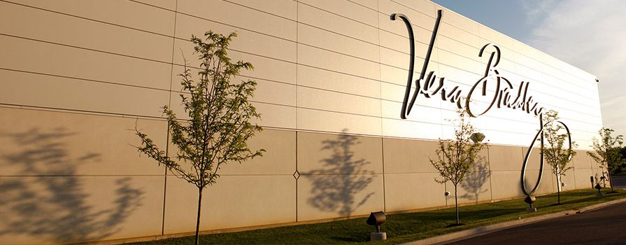 Vera Bradley Design Center Where Bright Ideas Make It Into S All Around The World