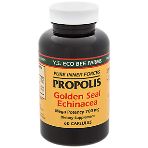 Propolis with Goldenseal & Echinacea