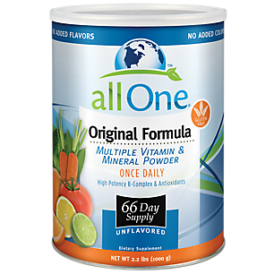 All One Original Formula Multi Vitamin & Mineral