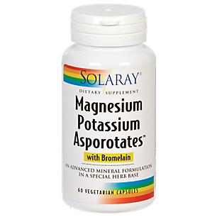 Magnesium & Potassium with Bromelain