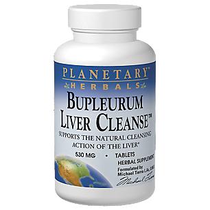 Bupleurum Liver Cleanse