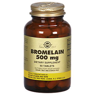 Bromelain - 500 MG (60 Tablets)