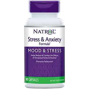 SAF Stress & Anxiety Formula (90 Capsules)